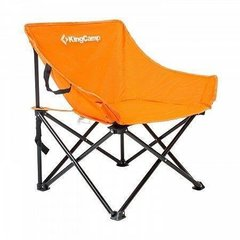 Кресло складное KingCamp Steel Folding Chair (Steel Folding Chair(KC3975) Orange)