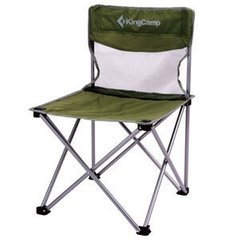 Кресло складное KingCamp Compact Chair in Steel M (Compact Chair in Steel M(KC3832) Dark green)